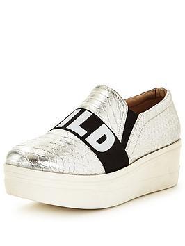 kg-lover-metallic-flatform-skate-shoe-silver-glitter