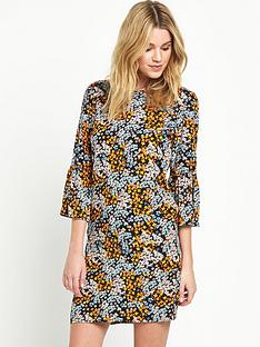 v-by-very-floral-print-skater-dress