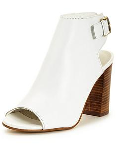 carvela-assent-leather-peep-toe-ankle-boot-white