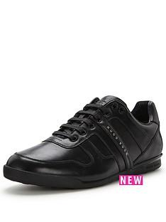 hugo-boss-green-arkansas-trainers-black