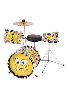 spongebob-squarepants-junior-3-piece-drum-kit