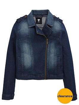 v-by-very-girls-denim-biker-jacket