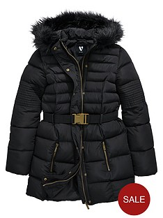 v-by-very-girls-longlinenbsppadded-coat-with-belt
