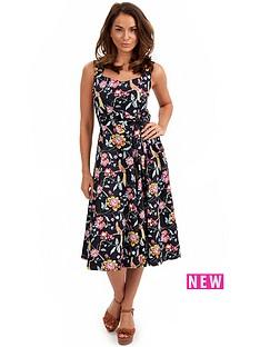 joe-browns-joe-browns-tropical-bird-bow-dress