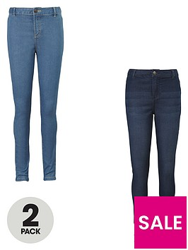v-by-very-girls-high-waisted-skinny-jeans-2-pack
