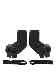 BabyStyle Oyster Max Lower Multi Car Seat Adapters