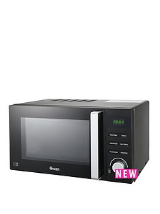 swan-swan-sm22100b-23l-digital-microwave-black