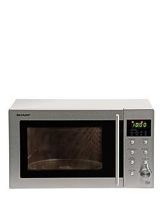 sharp-r28stm-23lnbspsolo-microwave-stainless-steel