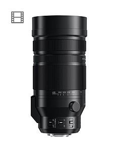 panasonic-lumix-g-lens-100-400mm-leica-dg-vario-elmar-f40-63-asph-power-oisnbsp--blackpound130-cash-back-available