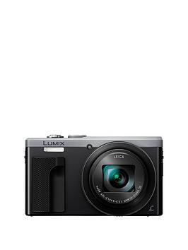 panasonic-lumix-tz80-super-zoom-digital-camera-4k-ultra-hd-181-megapixel-30xnbspoptical-zoom-wi-fi-evf-3-inchnbsplcdnbsptouch-screen-silver