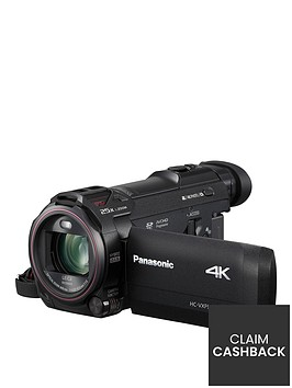 panasonic-lumix-hc-vxf990ebknbsp4k-hdr-camcorder-blacknbsppound50-cash-back-available