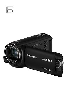 Panasonic HC-W580 - Full HD, twin Lenses, 90x zoom, HDR Functions