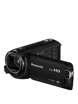 Panasonic Hc-W580 - Full Hd, Twin Lenses, 90X Zoom, Hdr Functions.