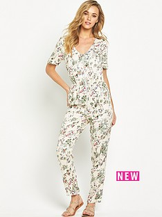 v-by-very-printed-zip-detail-jumpsuit