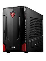 Nightblade Mi Intel® Core™i5 Processor, 16Gb RAM, 1Tb Hard Drive & 256Gb SSD, Gaming PC Desktop Base Unit with Nvidia 4Gb Graphics GTX960 - Black/Red