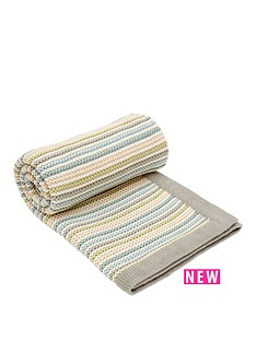 mamas-papas-pastel-knitted-blanket
