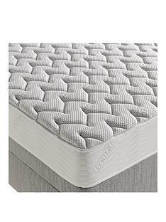 dormeo-memory-silver-plus-rolled-mattress-white