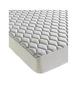 Memory Aloe Vera Deluxe Rolled Mattress - Medium