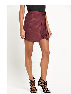 river-island-side-wrap-mini-skirt