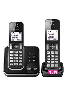 panasonic-panasonic-kx-tgd32-twin-phone