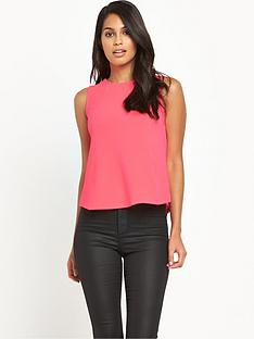 v-by-very-textured-jersey-swing-top