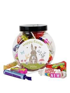 personalised-easter-bunny-sweet-jar