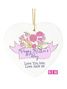 personalised-mothers-day-hanging-heart