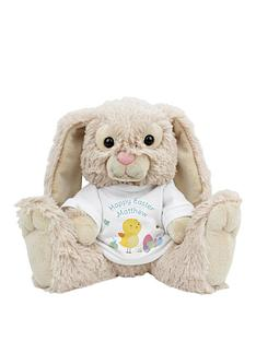 personalised-easter-bunny-with-t-shirt
