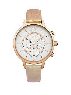 lipsy-lipsy-white-dial-rose-gold-tone-printed-subdials-nude-pu-strap-ladies-watch