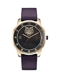 kenzo-kenzo-purple-dial-stainless-steel-unisex-bracelet-watch