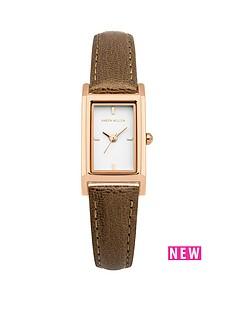 karen-millen-karen-millen-white-gloss-dial-pearlised-brown-leather-strap-ladies-watch