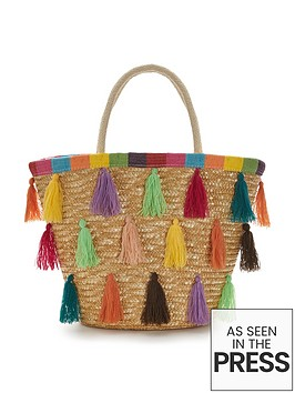 v-by-very-straw-tasselnbspdetail-beach-bag