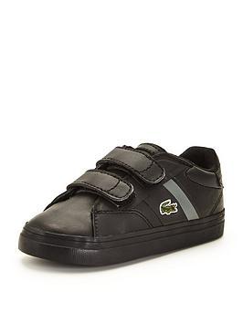 lacoste-lacoste-toddler-fairlead-strap-shoe-black