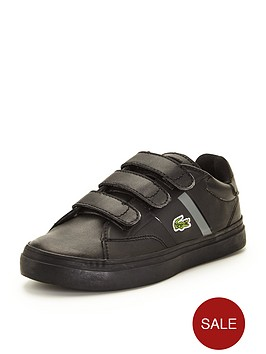lacoste-junior-fairlead-strap-shoe-black