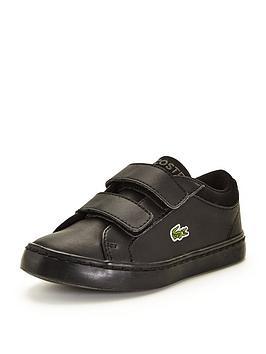 lacoste-lacoste-toddler-straightset-strap-shoe-black