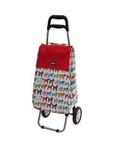 sabichi-sabichi-pug-shopping-2-wheel-trolley