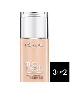 loreal-paris-true-match-foundation