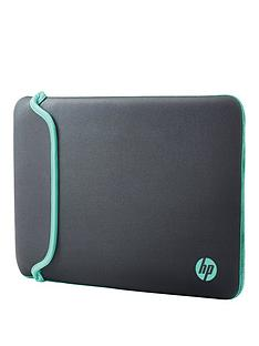 hp-140rdquo-notebook-sleeve-ndash-greygreen