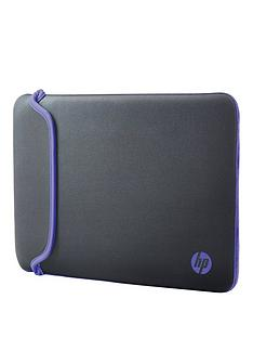 hp-hp-156rdquo-notebook-sleeve-ndashgreypurple