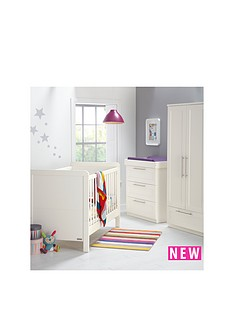 mamas-papas-rialto-cot-bed-dresser-amp-wardrobe-ivory