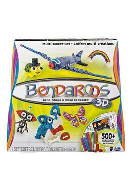bendaroos-3d-multi-maker-set