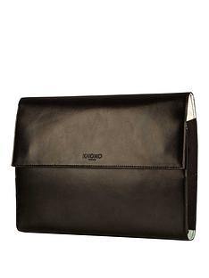 knomo-knomad-air-portable-organiser-leather