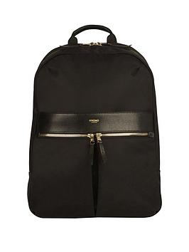 knomo-beauchamp-backpack-14-inch-black