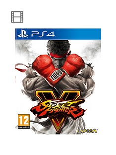playstation-4-street-fighter-v