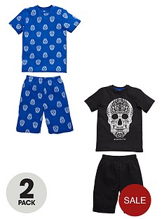 v-by-very-boys-skull-pyjamas-2-pack