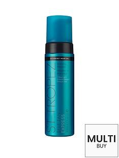 st-tropez-st-tropez-express-bronzing-mousse-200mlnbspamp-free-st-tropez-glow-amp-go-gift-set