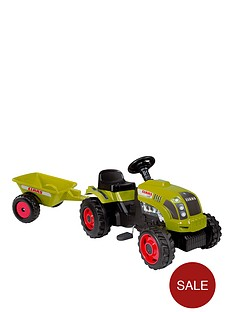 smoby-claas-licensed-ride-on-tractor