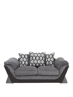 hudson-fabric-and-faux-leather-2-seaternbspsofa