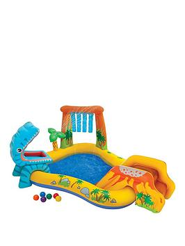 intex-inflatable-dinosaur-water-play-centre