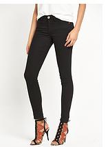 River Island Amelie Short Leg Superskinny Jean
